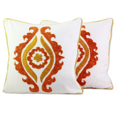 Rockingham Radiant Allure 100% Cotton Pillow Cover