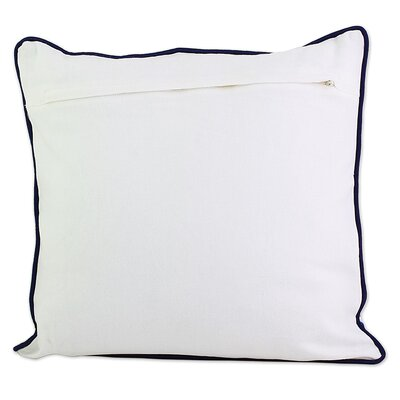 Espitia Flowers 100% Cotton Pillow Cover
