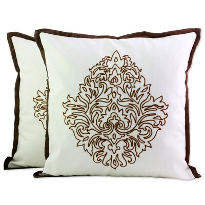 Rochester Copper Beauty 100% Cotton Pillow Cover