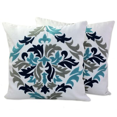 Epps Fresh Leaves 100% Pillow Cover