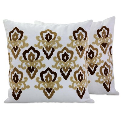 Bourdon Cool Awakening 100% Cotton Pillow Cover