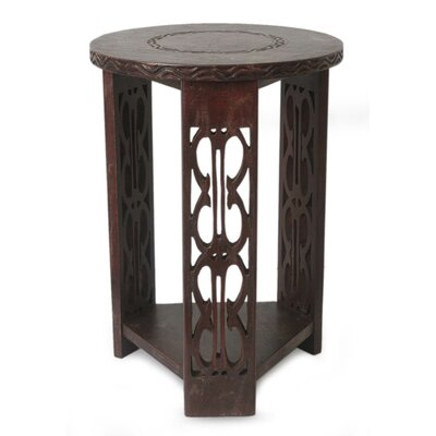 McHenry Endurance Wood End Table