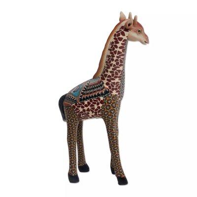 Clairlea Vibrant Giraffe Figurine 15CFCF6381E84D309D1C160BD9FEA61C