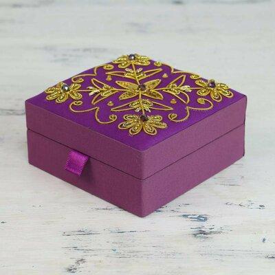 Tufnell Glamour Decorative Box 983CA91E872C46A88CB69706BC1F9DE1