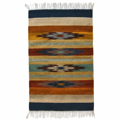 Stars on the Horizon Zapotec Rug Rug Size: 2 x 34
