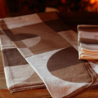 Luxurious Geometry Throw Blanket