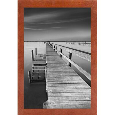 'Future I' Photographic Print Format: Affordable Canadian Walnut Medium Framed Paper