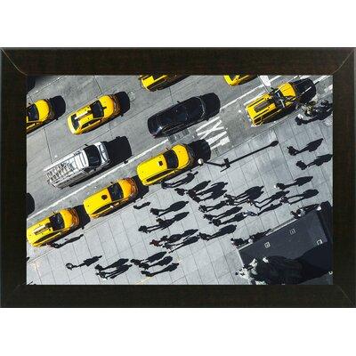'Shadows' Photographic Print Format: Affordable Brazilian Walnut Medium Framed Paper