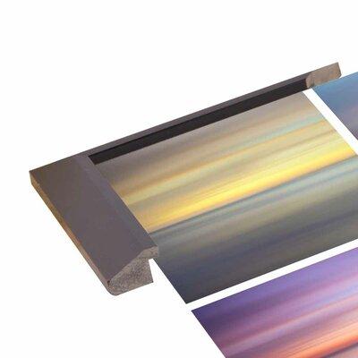 'Las 4 Estaciones Compo' Graphic Art Print Format: Budget Saver Framed Paper