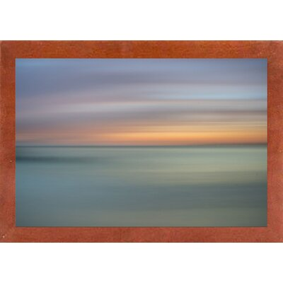 'Oton?o' Graphic Art Print Format: Affordable Canadian Walnut Medium Framed Paper, Size: 28.3