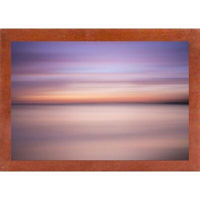 'Primavera' Graphic Art Print Format: Affordable Canadian Walnut Medium Framed Paper, Size: 28.3