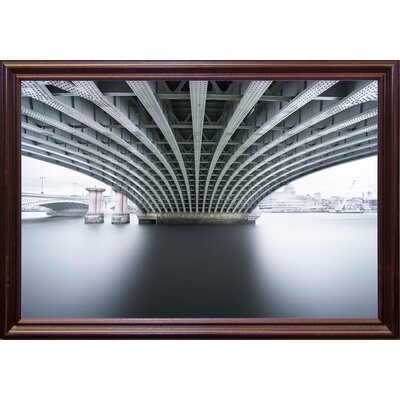 'Under 2' Photographic Print Format: Cherry Grande Framed Paper, Size: 22