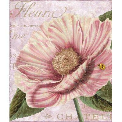 'April' Graphic Art Print Format: Paper