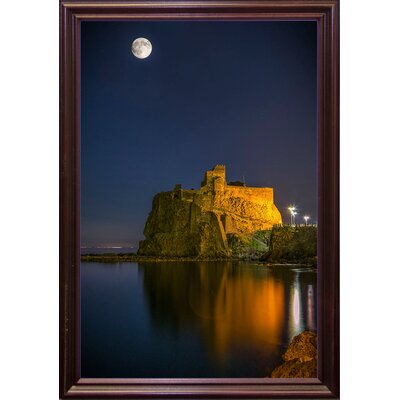 'Under the Moon' Photographic Print Format: Cherry Wood Grande Framed Paper EUBM1065 42856768