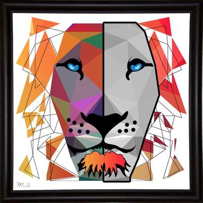 'Lion' Graphic Art Print VRKG7873 43911853