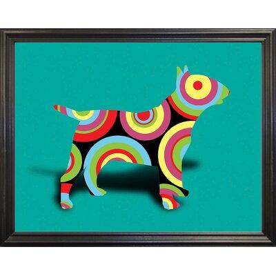 '12860992' Graphic Art Print Format: Black Grande Framed Paper, Size: 23.25