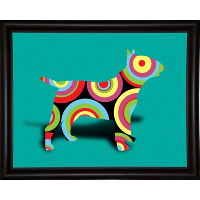 '12860992' Graphic Art Print Format: Bistro Espresso Framed Paper, Size: 23.25