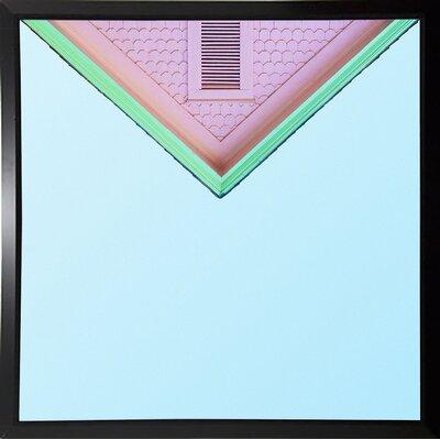 'Candygram' Graphic Art Print Format: Budget Saver Framed Paper, Size: 14.25