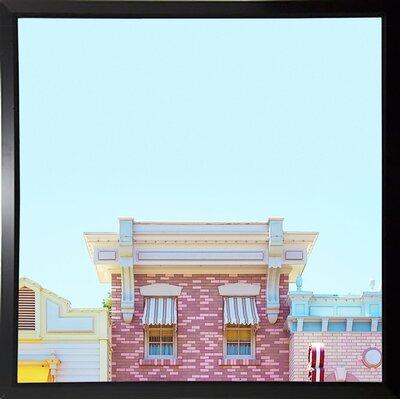 'Candy Shops' Graphic Art Print Format: Budget Saver Framed Paper, Size: 17.25