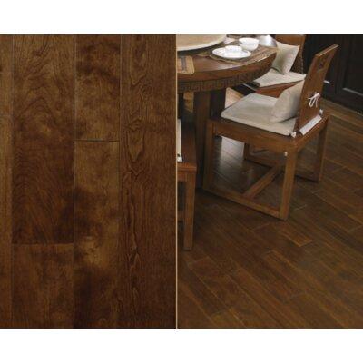 Stanford 7 x 7 Smooth Hardwood Flooring in Maple