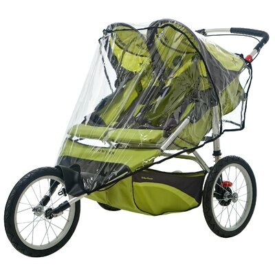 Instep Double Fixed Wheel Stroller Weather Shield Cover at Sears.com