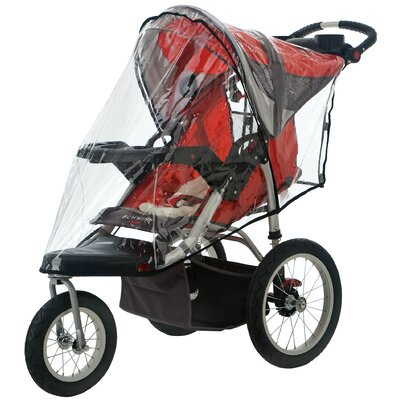 Instep Single Swivel Wheel Stroller Weather Shield Cover at Sears.com