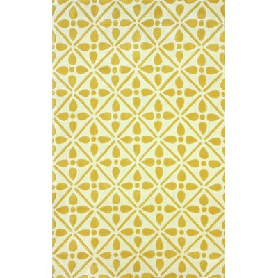 Cine Gold Hava Rug Rug Size: Rectangle 76 x 96