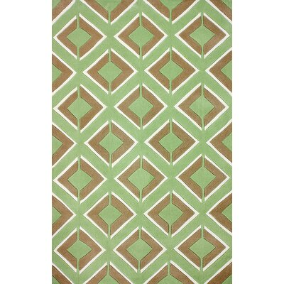 Cine Mint Darlene Area Rug Rug Size: Rectangle 76 x 96