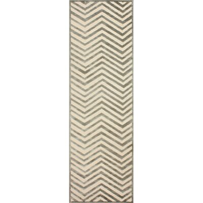 Velu Triny Rug Rug Size: Rectangle 51 x 8