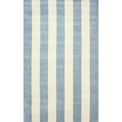San Miguel Dusk Blue Dasher Rug Rug Size: Rectangle 5 x 8