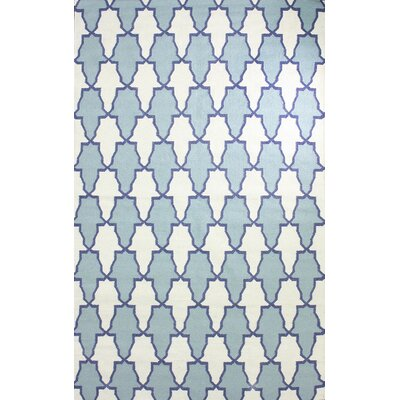 Remade Blue Trina Rug Rug Size: Rectangle 5 x 8