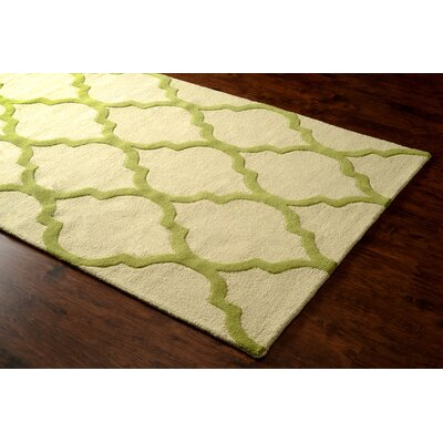 Varanas Hand-Woven Beige Area Rug Rug Size: Rectangle 76 x 96