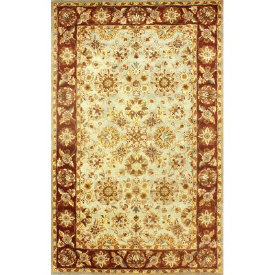 Legacy Gold Mirage Rug Rug Size: 8 x 10