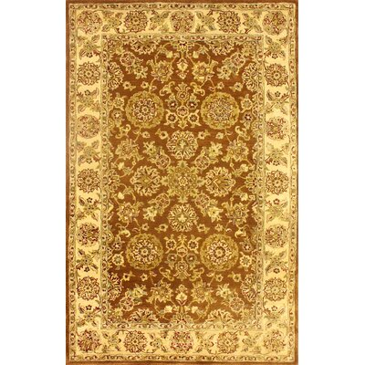 Legacy Brown Mirage Rug Rug Size: 5' x 8'