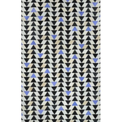 Lumen Blue Kelenn Rug Rug Size: 5' x 8'