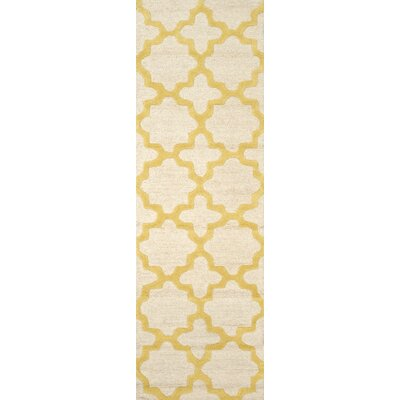 "nuLOOM Varanas Sunshine Tiffany Rug - Rug Size: Runner 2'6"" x 8' at Sears.com"