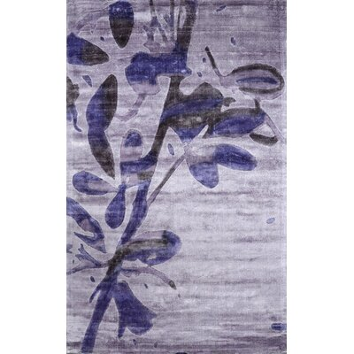 Europe Blue Therbel Rug Rug Size: 76 x 96