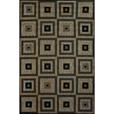 Dawn Brown Indoor/Outdoor Area Rug Rug Size: Rectangle 911 x 14