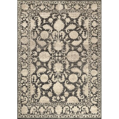 Overdyed Green/White Serche Area Rug Rug Size: Rectangle 6 x 9