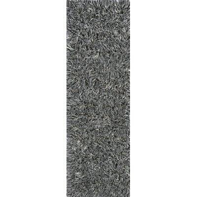 Flokati Greek Area Rug Rug Size: Runner 26 x 8