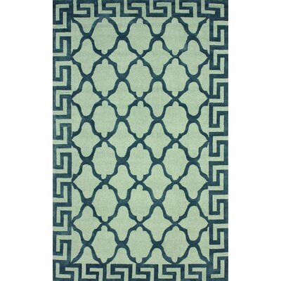 Brilliance Courtney Rug Rug Size: 76 x 96