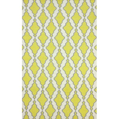 Zem Yellow Melonie Rug Rug Size: Rectangle 5 x 8