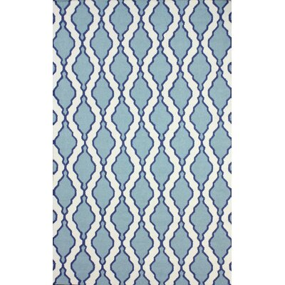 Zem Blue Melonie Rug Rug Size: Rectangle 5 x 8