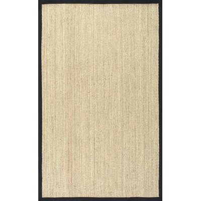 Elijah Black Area Rug Rug Size: Rectangle 9 x 12
