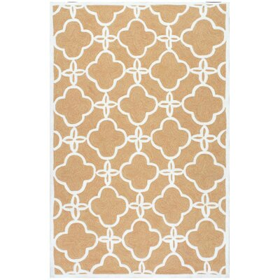 Marrakesh Moderno Moroccan Trellis Sunrise Area Rug Rug Size: Rectangle 76 x 96
