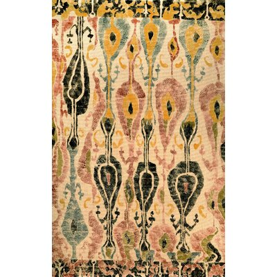 Natura Paisley Area Rug Rug Size: Rectangle 5 x 8