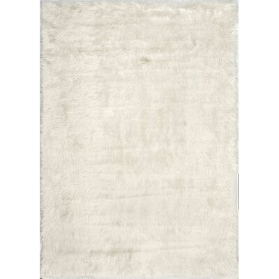 Empire Off-White Area Rug Size: Square 5