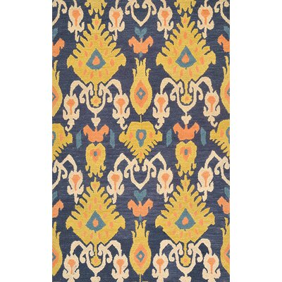 San Miguel Trista Ikat Area Rug Rug Size: Rectangle 5 x 8