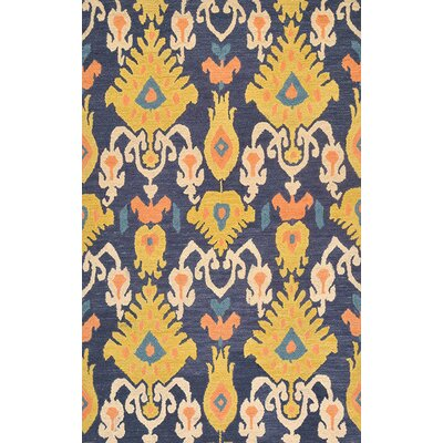 San Miguel Trista Ikat Area Rug Rug Size: Rectangle 76 x 96