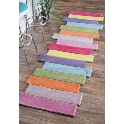 Cine Willow Area Rug Rug Size: Runner 26 x 6